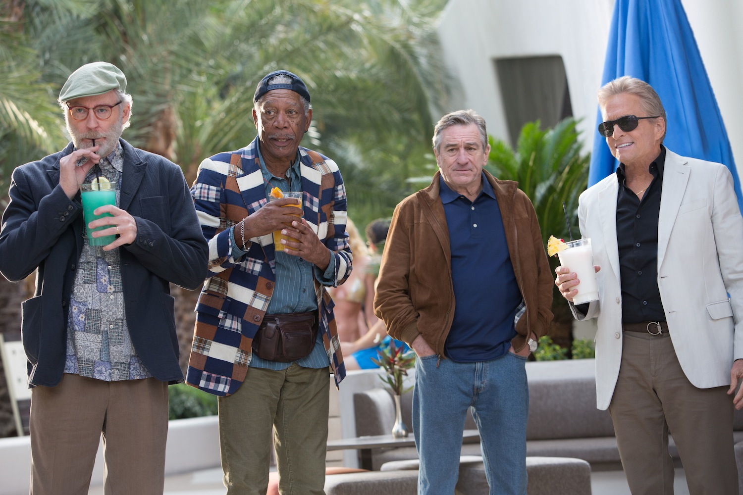 Last Vegas (Movie Review)