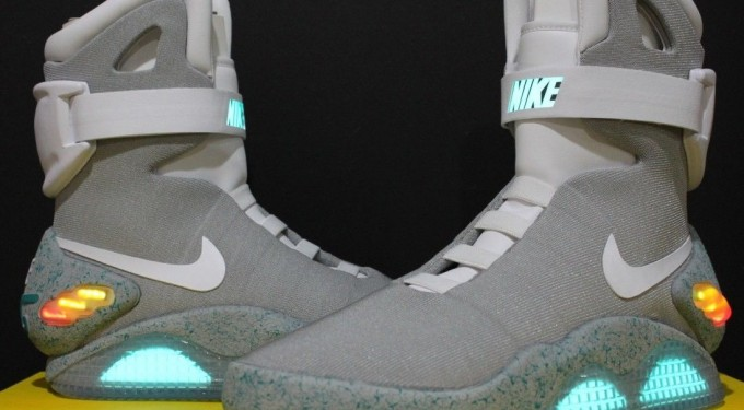 Nike's 'Back to The Future' Power Laces: 5 Sci-Fi Movie Inventions That Should Become Real