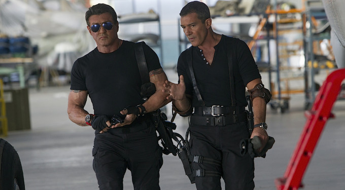 The Expendables 3 (Movie Review)