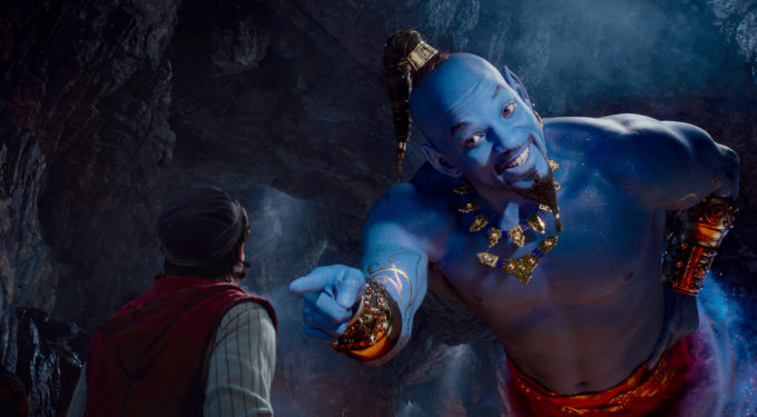 Watch Disney's First Official 'Aladdin' Trailer!