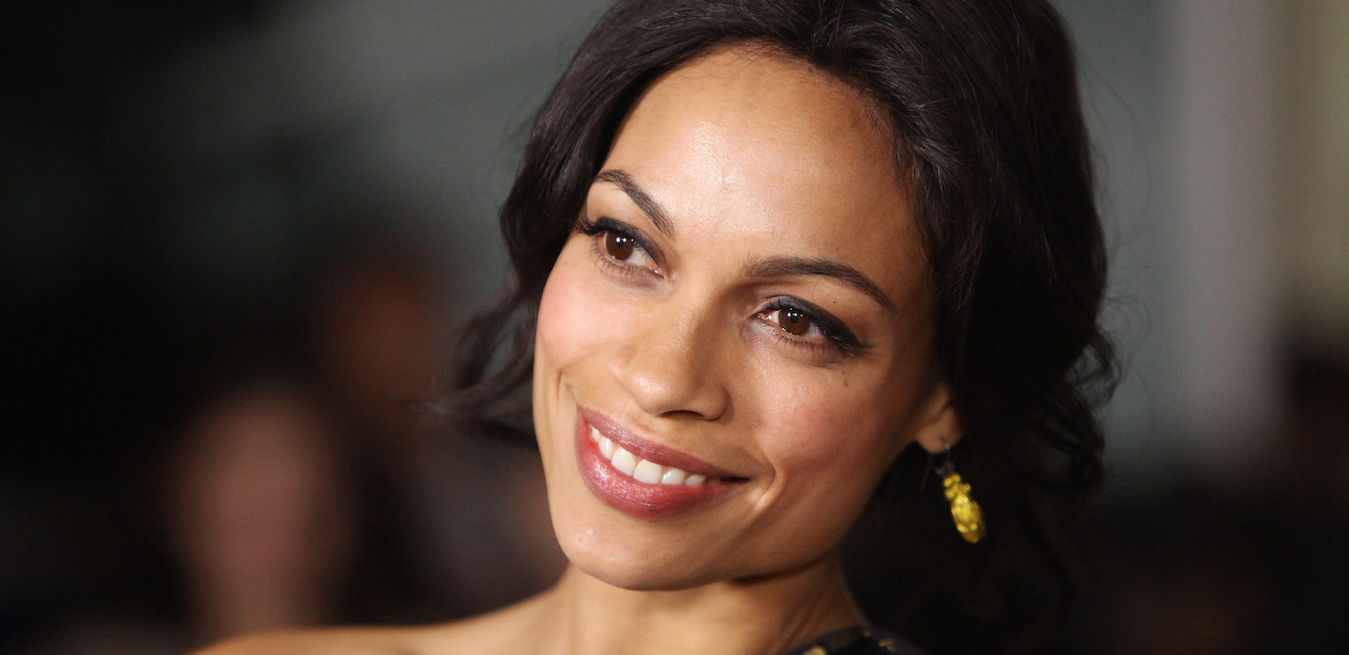 """Rosario Dawson Is Inspired To Produce A Film After """"Cesar Chavez"""""""
