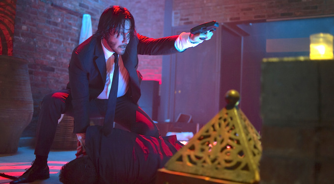 Radio Reviews : 'John Wick' starring Keanu Reeves