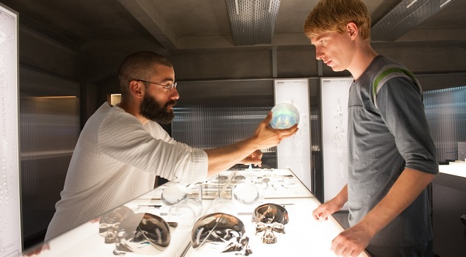 Peliculeando: 'Ex-Machina,' 'The Longest Ride'
