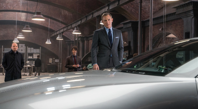 Spectre (Movie Review)