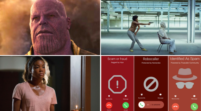 """PODCAST: How Should """"Avengers: Infiniti War"""" Be Watched, Childish Gambino's """"This Is America"""", """"Breaking In"""" Review, Spam Calls"""