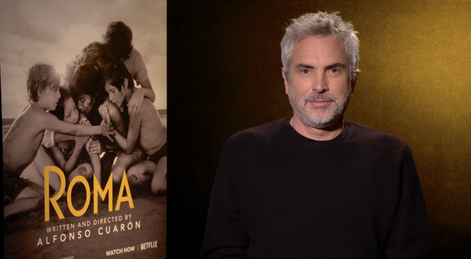 PODCAST Ep 100! Alfonso Cuarón Talks ROMA, Nicole Acevedo on Latin vs. Country Music, Manolo Caro Discusses 'Perfectos Desconocidos'