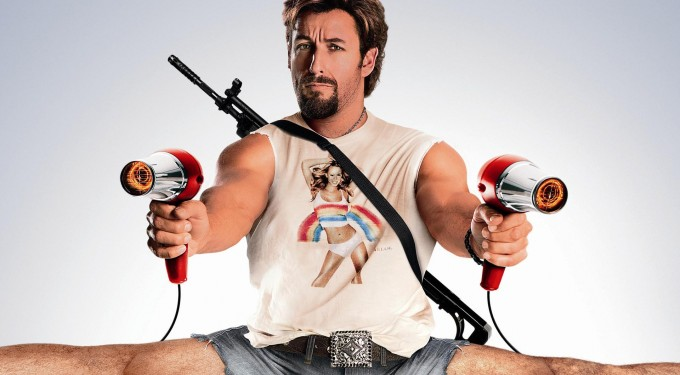 You Don't Mess with the Zohan (Movie Review)
