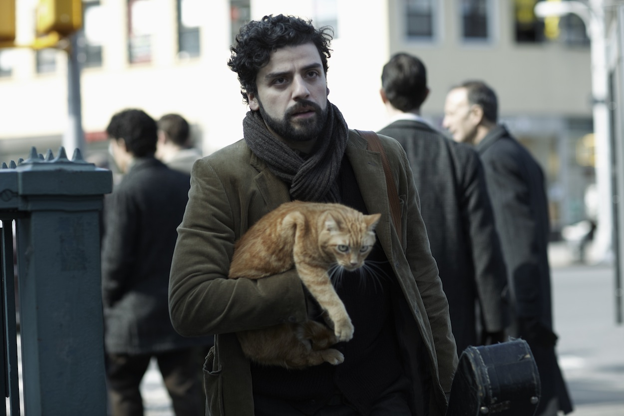 Guatemalan Oscar Isaac talks Coen Brothers movie
