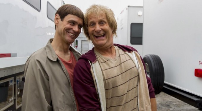 First Look At Jim Carrey and Jeff Daniels On The Set Of 'Dumb & Dumber To'!