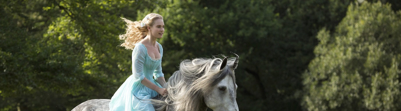 Watch The Live-Action Trailer Of 'Cinderella'