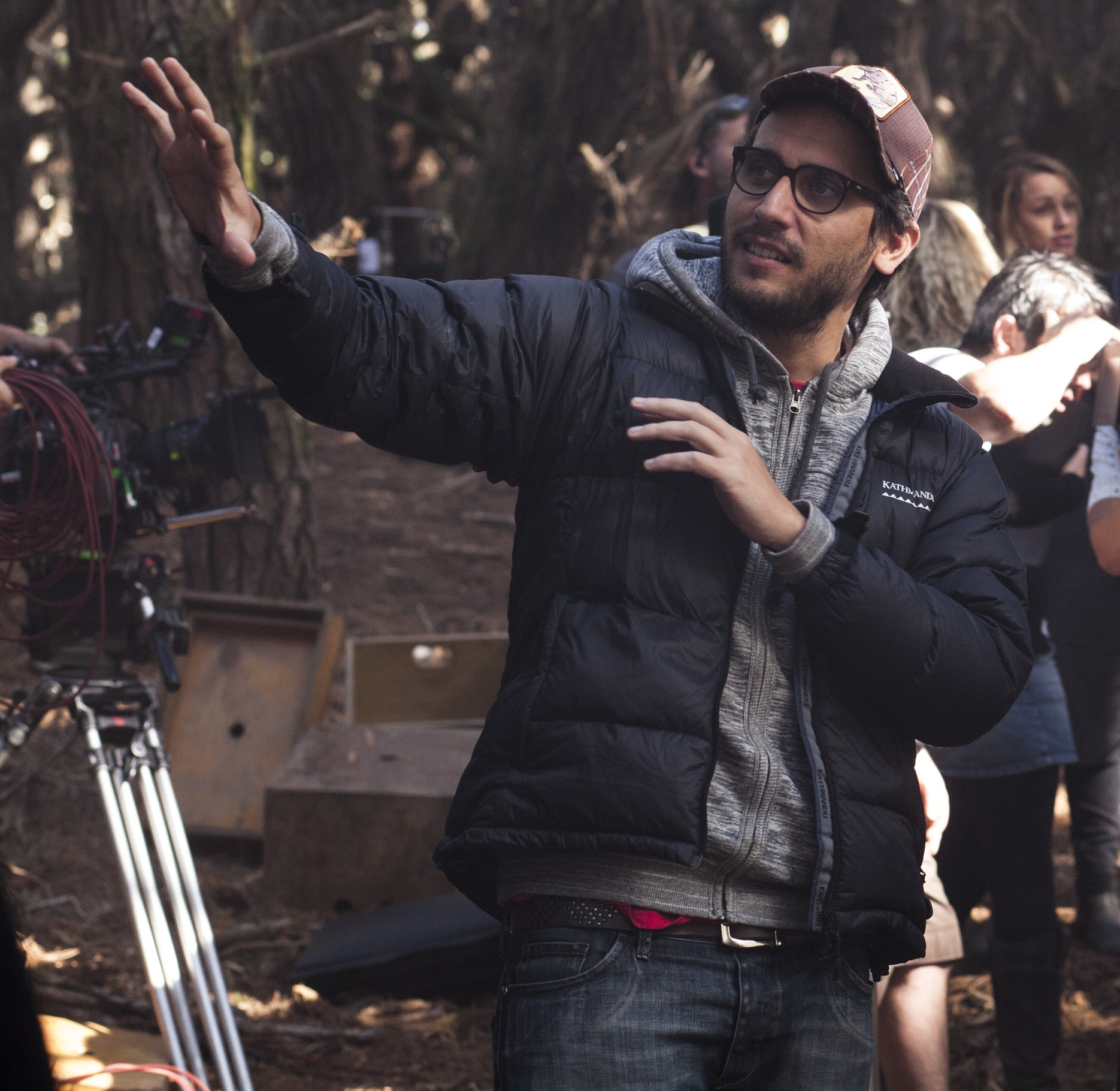 "Fede Alvarez: ""Evil Dead is the goriest movie ever made"""