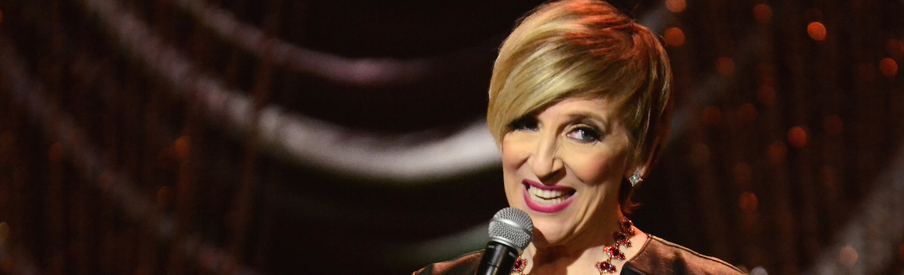 Comedy Queen Lisa Lampanelli on Trump, Cosby & Amy Schumer