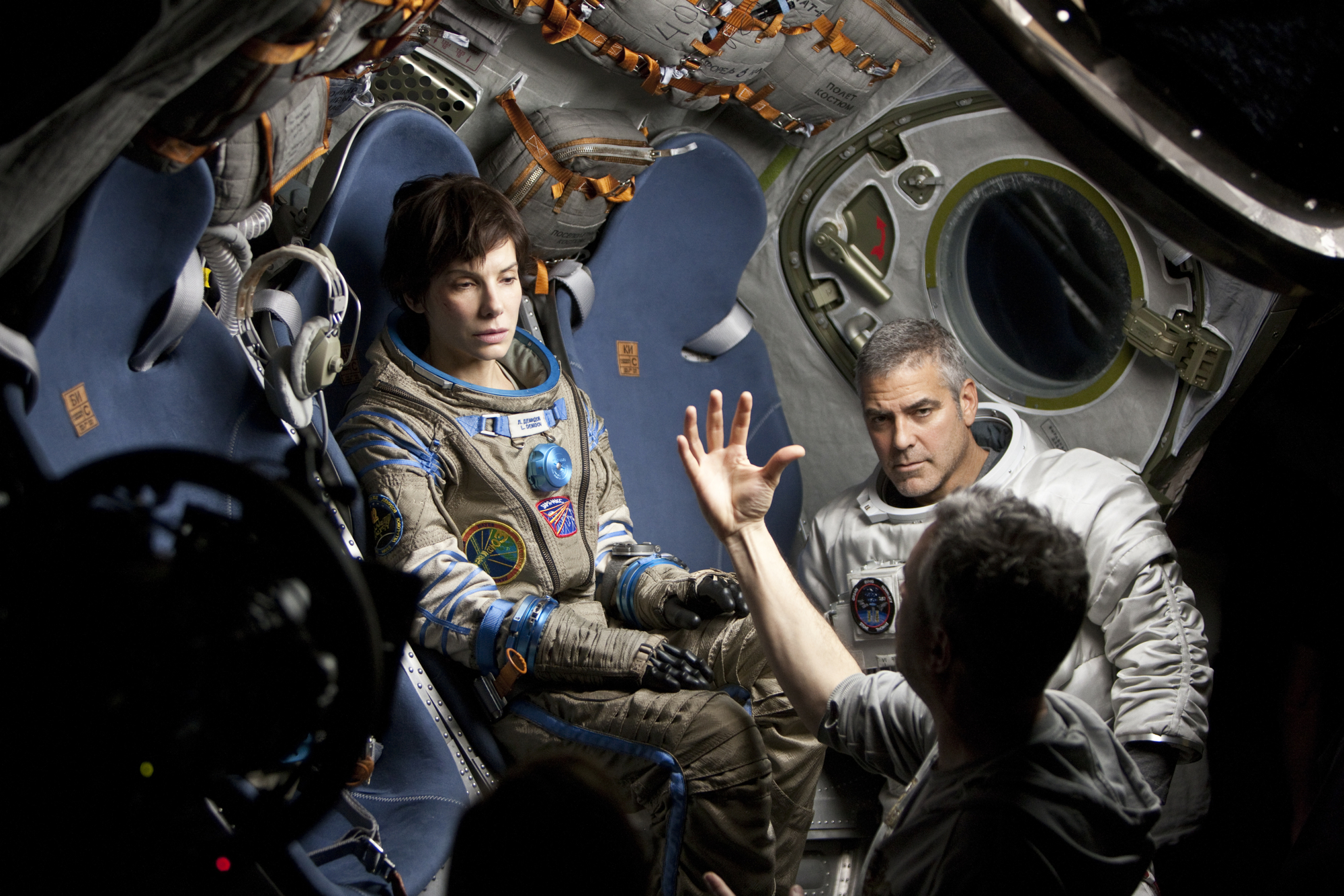 Alfonso Cuarón's 'Gravity': NY Premiere Pass Sweepstakes!
