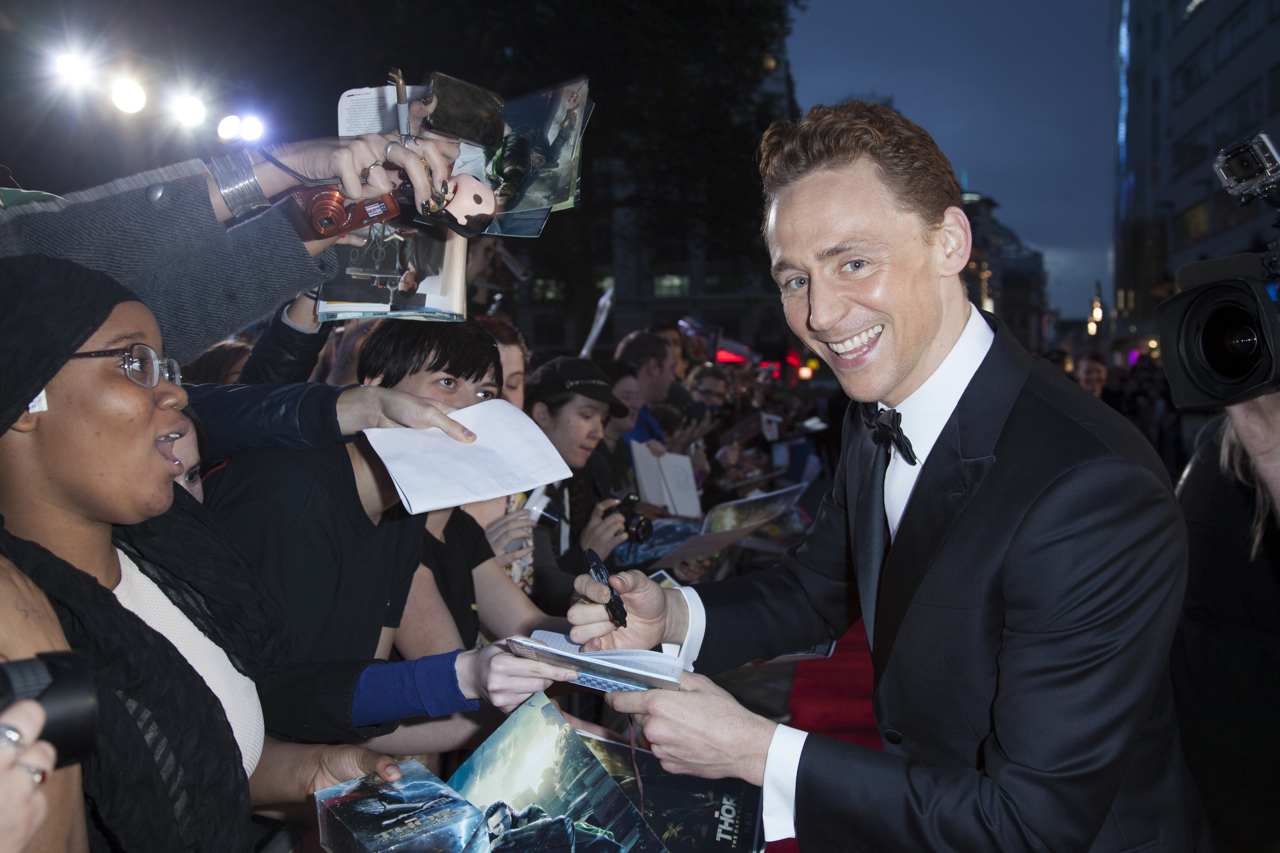 Photos: Red Carpet London Premiere of 'Thor: The Dark World'