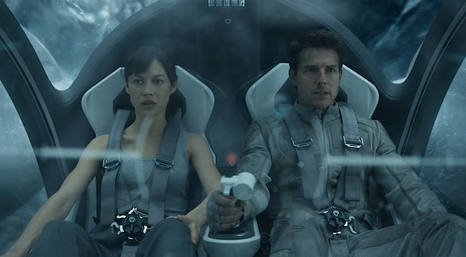 Oblivion (Movie Review)