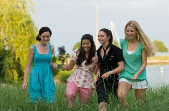 The Sisterhood of the Traveling Pants 2 – 4 scenes of the film