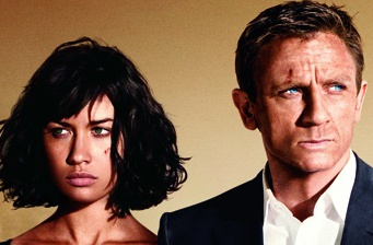 Bond sets franchise record at the box office!
