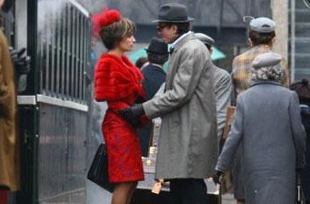 Penelope Cruz and Daniel Day Lewis – First image from 'Nine'