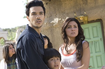 Shalim Ortiz's new movie is #1 on TV