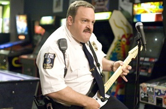 'Paul Blart: Mall Cop' is #1 at the box office, again?