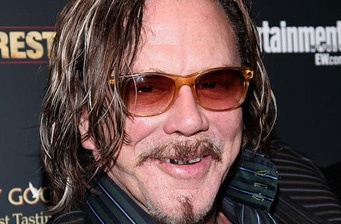 Confirmed! Mickey Rourke will be 'Iron Man 2'