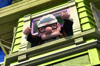 """UP"" from Pixar is #1 at the box office!"