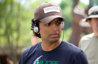 A Q&A with M. Night Shyamalan and Dev Patel