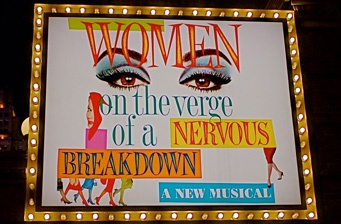 Almodovar's 'Breakdown' on Broadway set for Oct 8th!