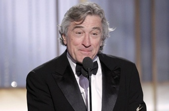 De Niro's Globes speech: racist or dark comedy?