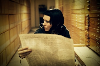 3 questions with 'The Girl with the Dragon Tattoo'