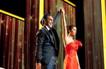 'The Hunger Games' breaks records with $155M!