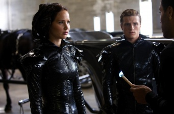 'The Hunger Games' is #1 for the fourth straight week!