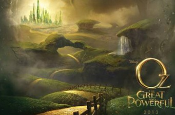'Oz the Great and Powerful': First  trailer from Disney!