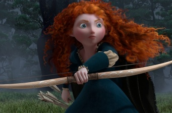 Pixar's 'Brave' is #1 at the box office