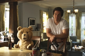 'Ted' is #1 at the box office!