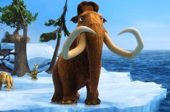 'Ice Age: Continental Drift' is #1!