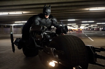 'The Dark Knight Rises' only $160.9mil in the box office