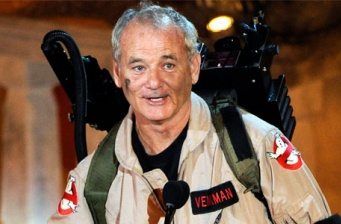"Official: Bill Murray will not be back in ""Ghostbusters 3"""
