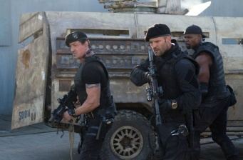 'Expendables 2' still strong