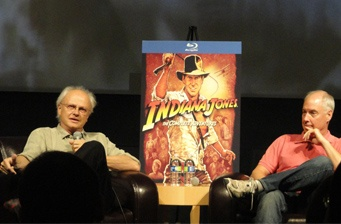 Indiana Jones IMAX: Q&A with Burtt and Muren