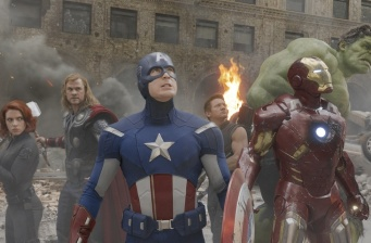 'The Avengers': New Bluray soundbites from cast