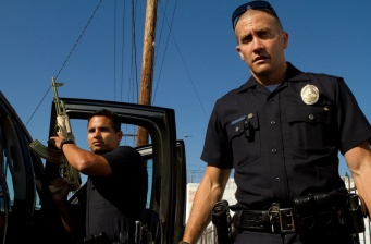 Michael Peña, 'End of Watch'; tie at box office