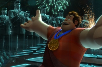 'Wreck-It Ralph' scores first place at the box office!