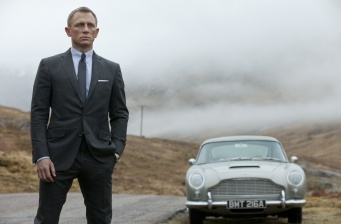 'Skyfall' owns the box office