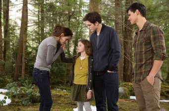 'The Twilight Saga: Breaking Dawn-Part 2' stays at #1