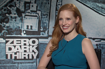 Jessica Chastain on possible Best Actress Oscar win
