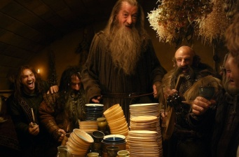 The Hobbit finishes off 2012 at #1!