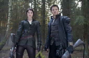 'Hansel and Gretel: Witch Hunters' is #1!