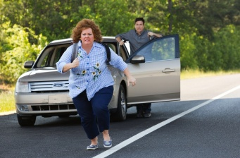 'Identity Thief' surprises at #1!