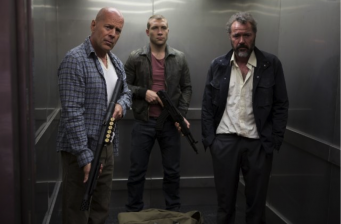 'A Good Day to Die Hard' punches its way to #1!